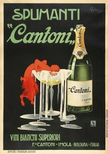 Cantoni by Marcus Jules