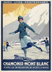 Chamonix - Mont Blanc by Marcus Jules