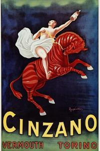 Cinzano- Vermouth by Marcus Jules
