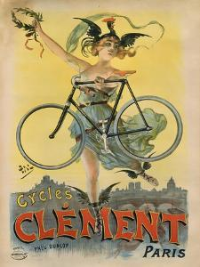 Cycles Clement Paris by Marcus Jules