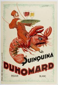 Duhomard by Marcus Jules