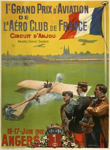 Grand Prix d Aviation de l Aero Club de France by Marcus Jules