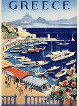 Greece Bay-Marcus Jules-Giclee Print