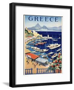 Greece Bay by Marcus Jules