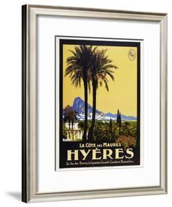 Hyeres by Marcus Jules