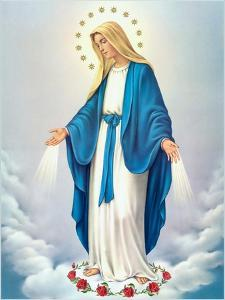 Immaculate Conception 2 by Marcus Jules