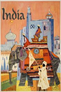India Travel III by Marcus Jules