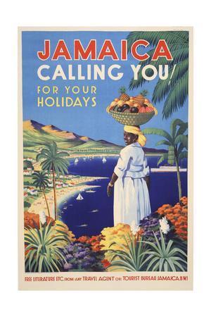 Jamaica Calls