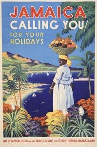 Jamaica Calls by Marcus Jules