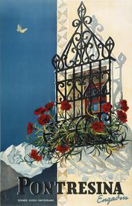 Pontresina by Marcus Jules