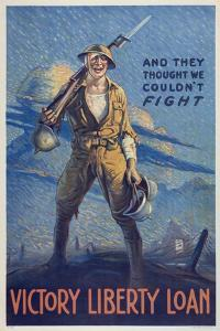 Victory Liberty Loan by Marcus Jules