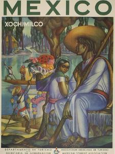 Xochimilco by Marcus Jules