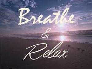 Breathe And Relax by Marcus Prime