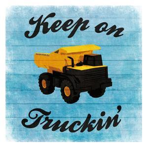 Keep Truckin by Marcus Prime