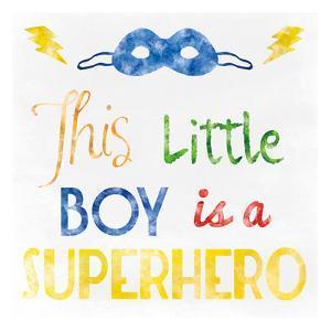 Little Super Boy by Marcus Prime