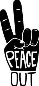 Peace Out by Marcus Prime