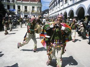 Mardi Gras Celebration, Oruro, Bolivia