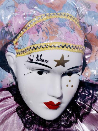 Mardi Gras Mask-Carol Highsmith-Photo