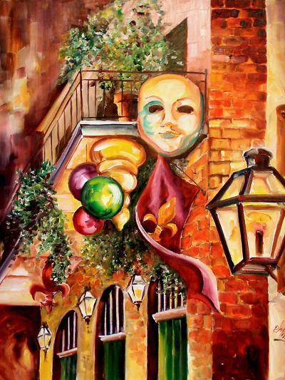Mardi Gras Night-Diane Millsap-Art Print