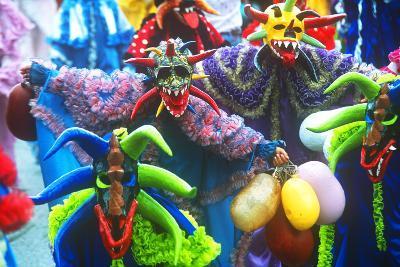 Mardi Gras, Ponce, Puerto Rico, U.S. Territory, Caribbean--Photographic Print