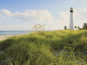 Bill Baggs Cape Florida Lighthouse, Bill Baggs Cape Florida State Park, Key Biscayne, Florida by Maresa Pryor