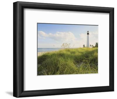 Bill Baggs Cape Florida Lighthouse, Bill Baggs Cape Florida State Park, Key Biscayne, Florida