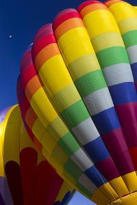 Hot Air Balloon Closeup, Albuquerque, New Mexico, USA by Maresa Pryor