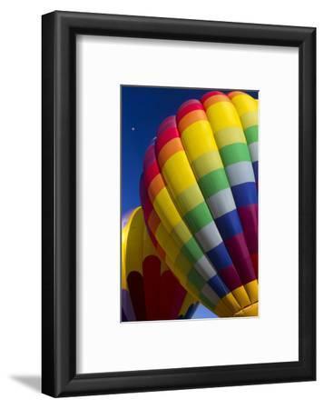 Hot Air Balloon Closeup, Albuquerque, New Mexico, USA
