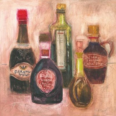 Balsamic Vinegar Sketch