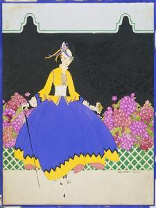 Vogue - July 1915 by Margaret B. Bull
