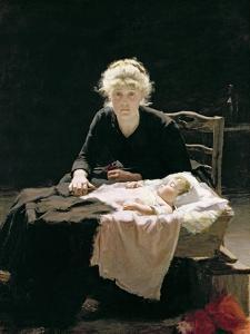 Fantine, 1886 by Margaret Bernardine Hall