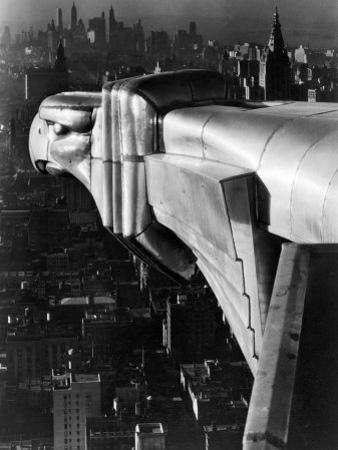 Chrysler Building Gargoyle by Margaret Bourke-White