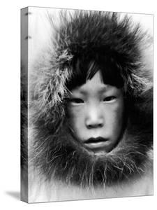 Eskimo Child by Margaret Bourke-White