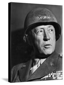 Gen. George Patton by Margaret Bourke-White