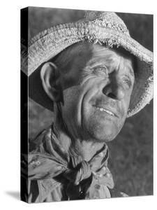 Kansas Farmer by Margaret Bourke-White