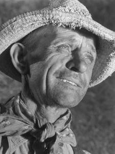 Kansas Farmer by Margaret Bourke-White