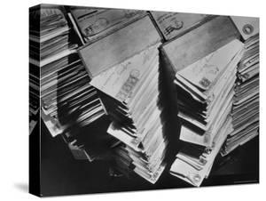 Letters Written to the Mail Order Department of Montgomery Ward and Co. Requesting Merchandise by Margaret Bourke-White