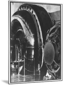 Niagara Falls Power Plant by Margaret Bourke-White