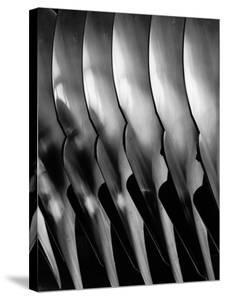 Plowshare Blades Made at Oliver Forges by Margaret Bourke-White