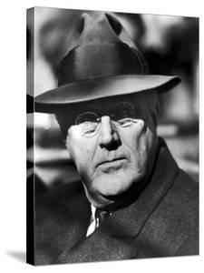 Portrait of President Franklin D. Roosevelt by Margaret Bourke-White