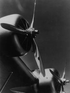 Sikorsky Variable Pitch Propellers Which Add Safety and Efficiency Their Transport and War Planes by Margaret Bourke-White