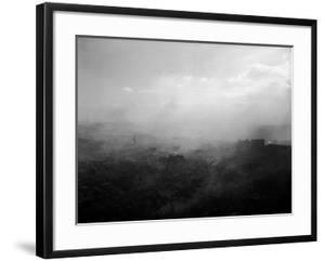 Smoky Sky over Pittsburgh by Margaret Bourke-White