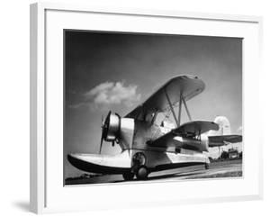 US Navy Grumman J2F-1 Amphibious Aircraft by Margaret Bourke-White