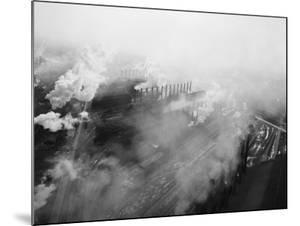 US Steel Aerial. Gary, Indiana. 1951 by Margaret Bourke-White