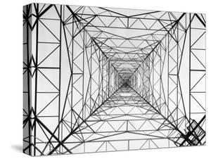 WOR Radio Transmitting Tower by Margaret Bourke-White