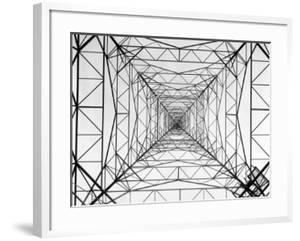 WOR Radio Transmitting Tower by Margaret Bourke-White