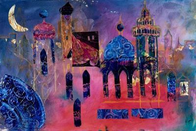 Arabian Fantasy, 2012 by Margaret Coxall