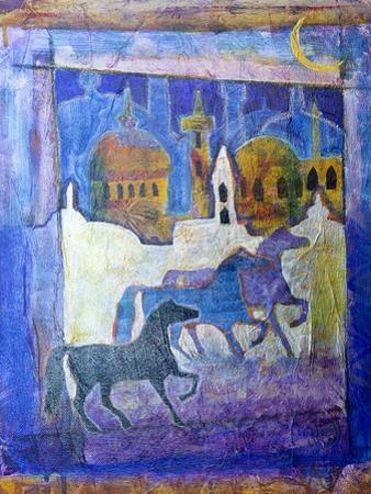 Arabian Horses by Margaret Coxall