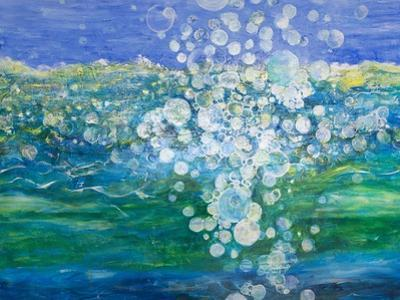 Big Bubble, 2015 by Margaret Coxall