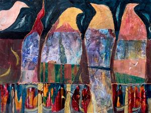 Conversation Piece by Margaret Coxall